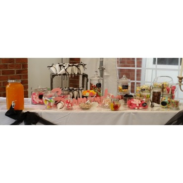 Location candy bar 12 contenants