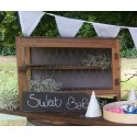 location Garde manger en grillage de poule